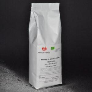 farina di grano tenero semintegrale