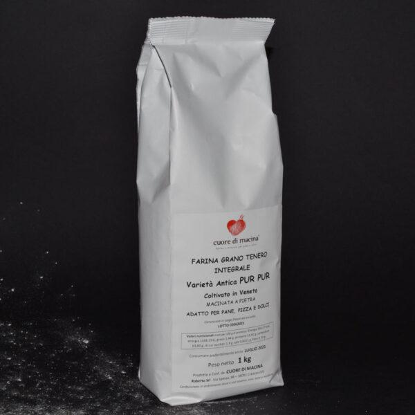 farina di grano tenero integrale