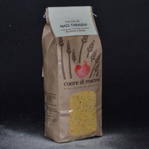 farina con grano saraceno